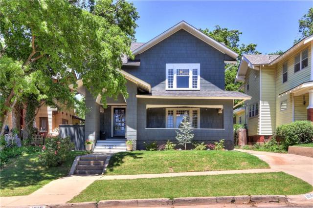 1015 NW 16th Street, Oklahoma City, OK 73106 (MLS #795523) :: Wyatt Poindexter Group