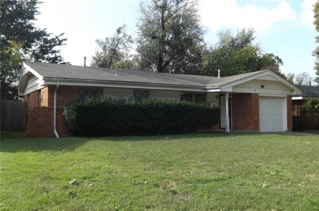 616 W Main, Moore, OK 73160 (MLS #795571) :: Richard Jennings Real Estate, LLC