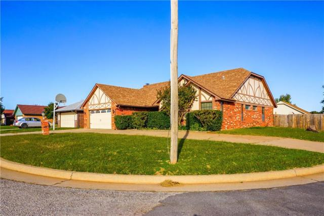 3824 Windscape Avenue, Oklahoma City, OK 73179 (MLS #795994) :: Wyatt Poindexter Group
