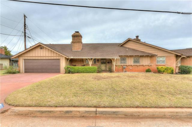 6500 N Shawnee Avenue, Oklahoma City, OK 73116 (MLS #796411) :: Wyatt Poindexter Group