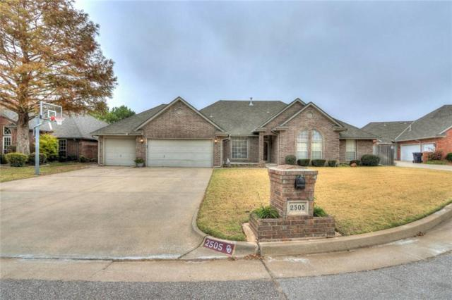 2505 123rd, Oklahoma City, OK 73170 (MLS #796643) :: Wyatt Poindexter Group