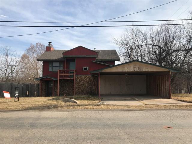 13544 E County Road 1520, Lindsay, OK 73052 (MLS #796674) :: Wyatt Poindexter Group