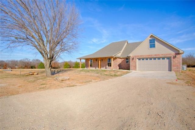 11250 County Road 3548, Ada, OK 74820 (MLS #796806) :: Wyatt Poindexter Group