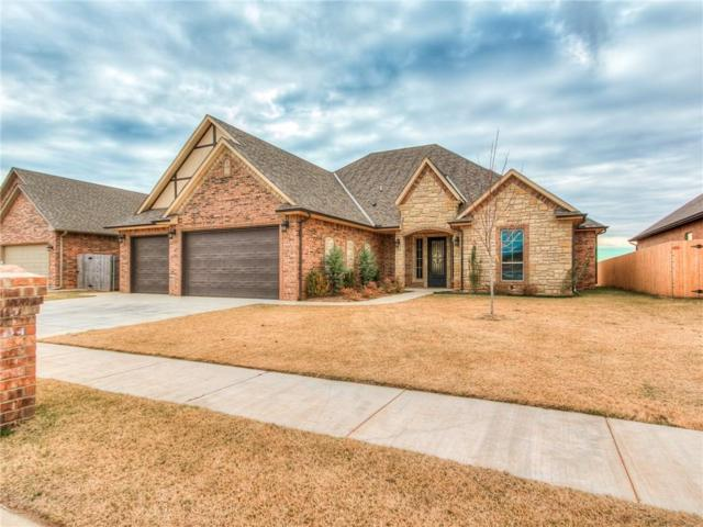 4912 SW 130TH, Oklahoma City, OK 73173 (MLS #797749) :: Wyatt Poindexter Group