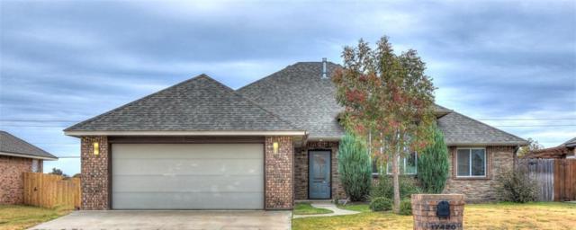 17420 White Hawk Drive, Edmond, OK 73012 (MLS #797798) :: Wyatt Poindexter Group