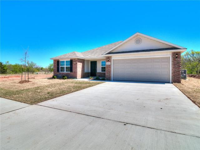 1200 Onyx Street, Noble, OK 73068 (MLS #798102) :: Wyatt Poindexter Group