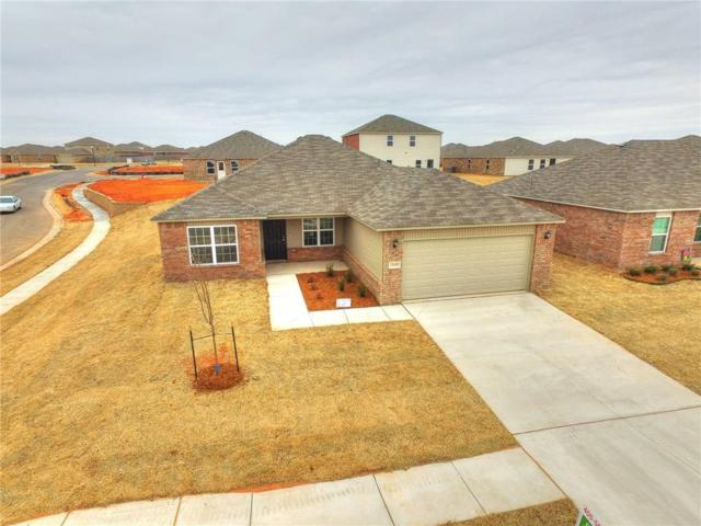 1201 Onyx Street, Noble, OK 73068 (MLS #798105) :: Wyatt Poindexter Group