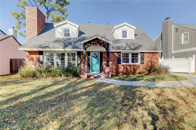 1103 Hemstead Place, Nichols Hills, OK 73116 (MLS #798362) :: Wyatt Poindexter Group