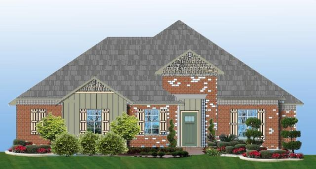 12050 Memory Lane, Edmond, OK 73025 (MLS #798375) :: Wyatt Poindexter Group