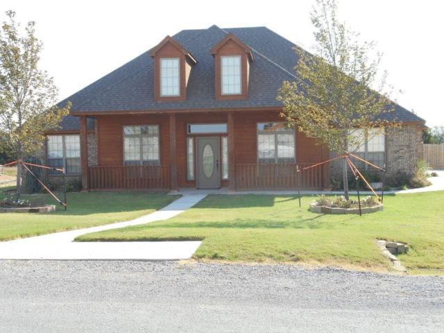 1008 Baybrook Drive, Elgin, OK 73538 (MLS #798504) :: Wyatt Poindexter Group