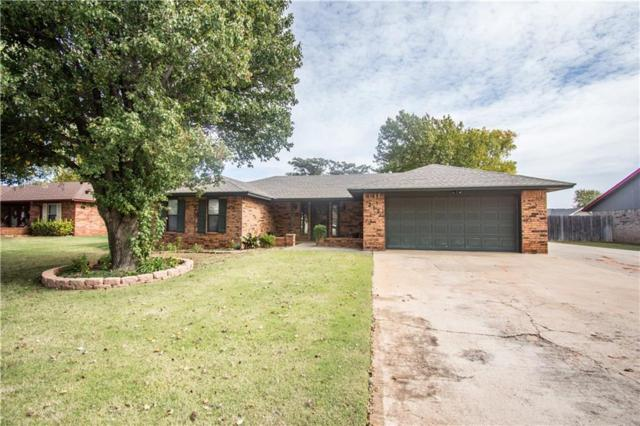 212 Sycamore, Elk City, OK 73644 (MLS #798555) :: Erhardt Group at Keller Williams Mulinix OKC