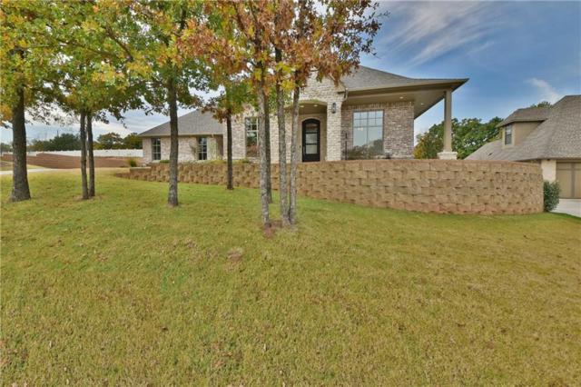 2801 Woodland Creek Drive, Edmond, OK 73034 (MLS #798605) :: Wyatt Poindexter Group