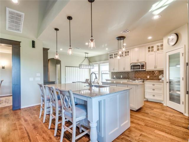 801 Gathering Leaves Way, Edmond, OK 73034 (MLS #798712) :: Homestead & Co