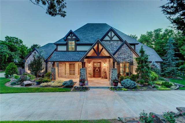 11801 Bravada Drive, Edmond, OK 73013 (MLS #799098) :: Wyatt Poindexter Group