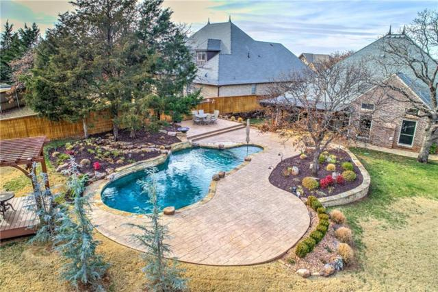 4540 Boulder Bridge Way, Edmond, OK 73034 (MLS #799257) :: Wyatt Poindexter Group