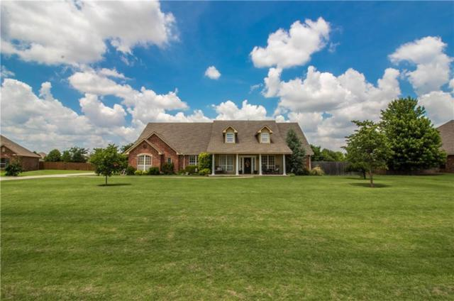 9925 SW 35th Street, Yukon, OK 73099 (MLS #799323) :: Wyatt Poindexter Group