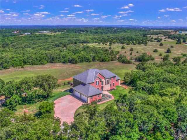 22658 Panther Run Road, Luther, OK 73054 (MLS #799413) :: Wyatt Poindexter Group