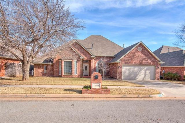 15224 Grand Parke, Edmond, OK 73013 (MLS #799430) :: Wyatt Poindexter Group
