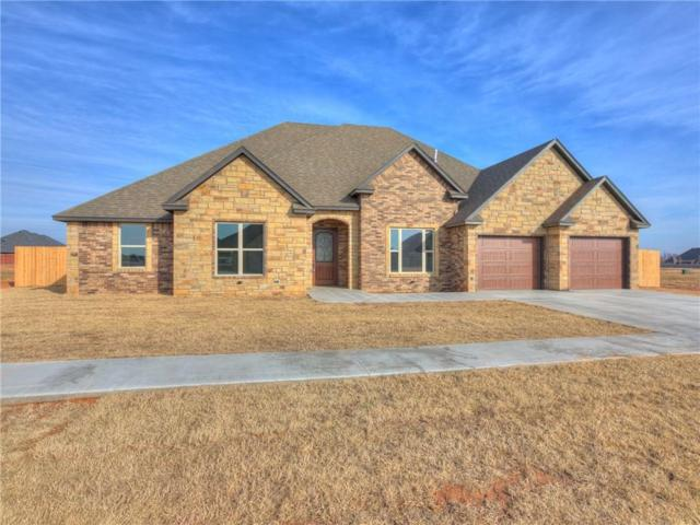 2009 Club House Drive, Weatherford, OK 73096 (MLS #799629) :: UB Home Team