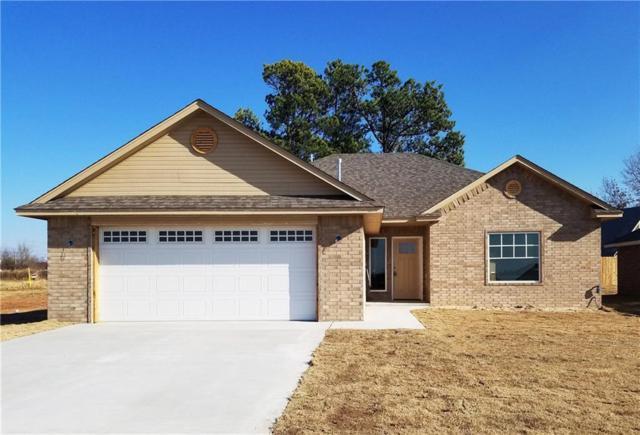 2213 Bent Tree Road, Shawnee, OK 74804 (MLS #799861) :: Wyatt Poindexter Group