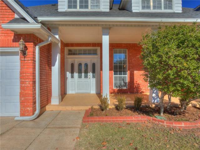 4117 NW 144th Terrace, Oklahoma City, OK 73134 (MLS #800009) :: Homestead & Co