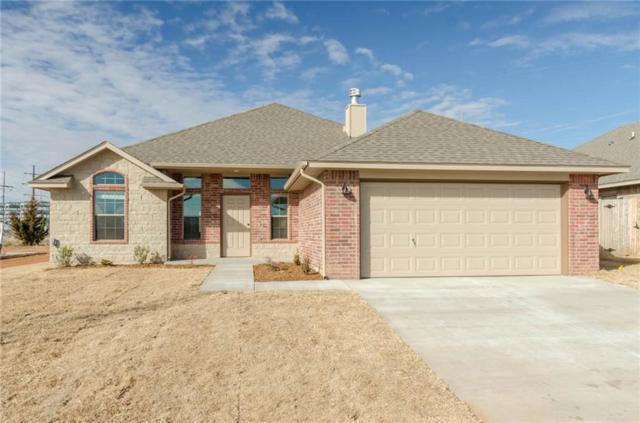 8001 Hillers Road, Oklahoma City, OK 73132 (MLS #800136) :: Wyatt Poindexter Group