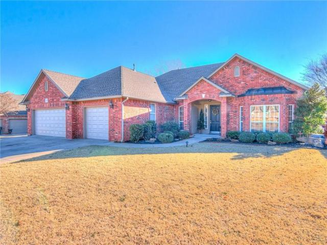 212 Highland Terrace, Norman, OK 73069 (MLS #800142) :: Wyatt Poindexter Group