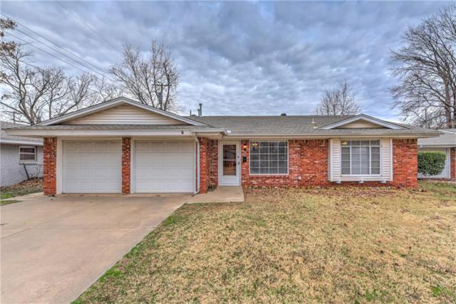 7009 28th Street, Bethany, OK 73008 (MLS #800215) :: Wyatt Poindexter Group