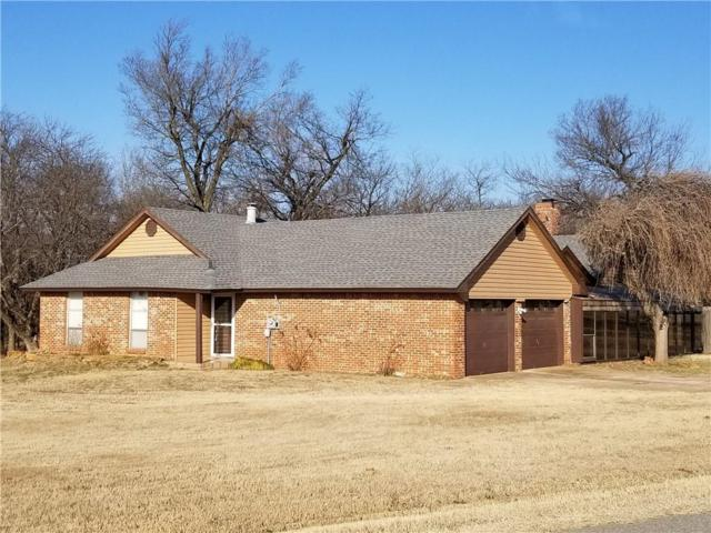 22001 Ole Barn Road, Edmond, OK 73025 (MLS #800477) :: Wyatt Poindexter Group