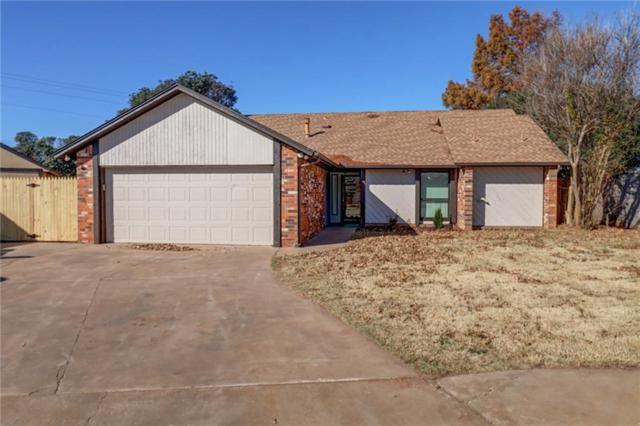 13001 Turtle Creek Court, Oklahoma City, OK 73170 (MLS #800538) :: Barry Hurley Real Estate