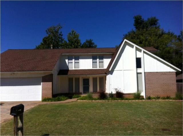 10405 Dorothy Drive, Oklahoma City, OK 73162 (MLS #800544) :: Wyatt Poindexter Group