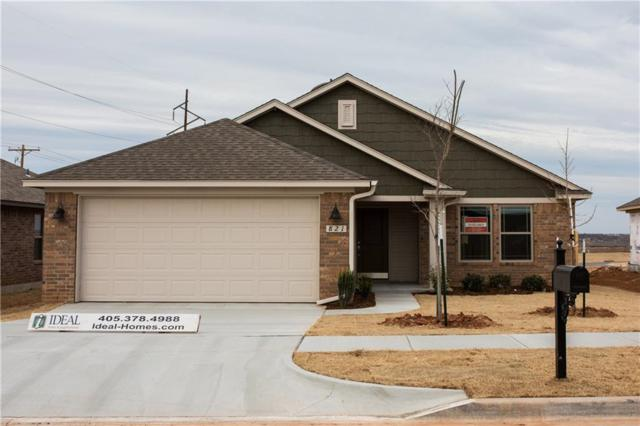 821 Barbaroot Drive, Norman, OK 73069 (MLS #800554) :: Wyatt Poindexter Group