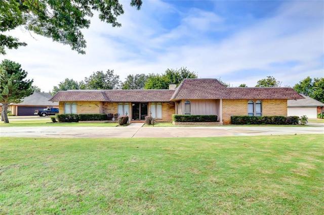 400 W Charlotte Drive, Oklahoma City, OK 73139 (MLS #800744) :: Wyatt Poindexter Group