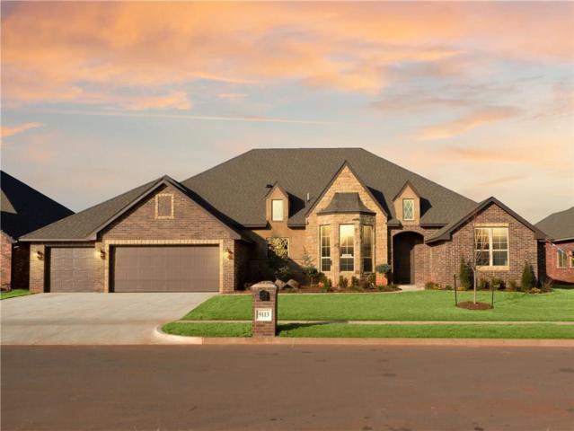 9113 SW 33rd Street, Oklahoma City, OK 73179 (MLS #800858) :: Wyatt Poindexter Group