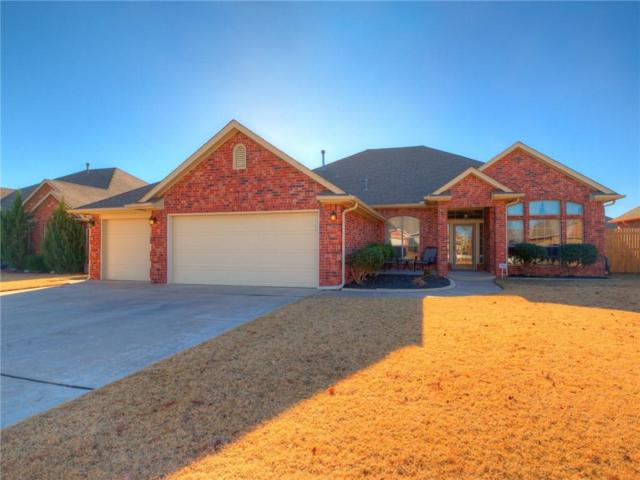 1516 SW 122nd Street, Oklahoma City, OK 73170 (MLS #800945) :: Homestead & Co