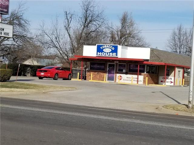 1215 W Britton, Oklahoma City, OK 73114 (MLS #801108) :: Homestead & Co