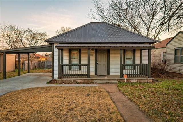 516 W Tom Stafford, Weatherford, OK 73096 (MLS #801325) :: Wyatt Poindexter Group
