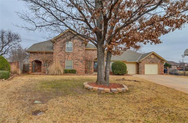 9800 Commonwealth Place, Oklahoma City, OK 73159 (MLS #801668) :: Wyatt Poindexter Group