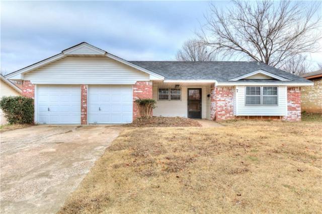 7 Red Rock, Shawnee, OK 74804 (MLS #801825) :: Wyatt Poindexter Group