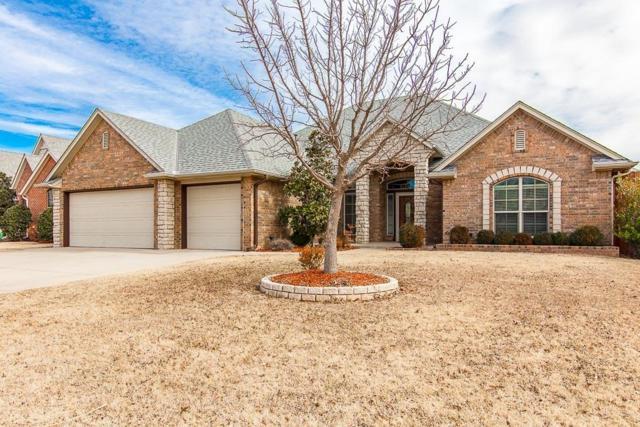 12508 Olivine Terrace, Oklahoma City, OK 73170 (MLS #801873) :: Wyatt Poindexter Group