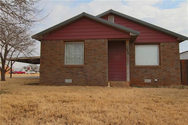 1512 N 5th, Sayre, OK 73662 (MLS #801933) :: KING Real Estate Group
