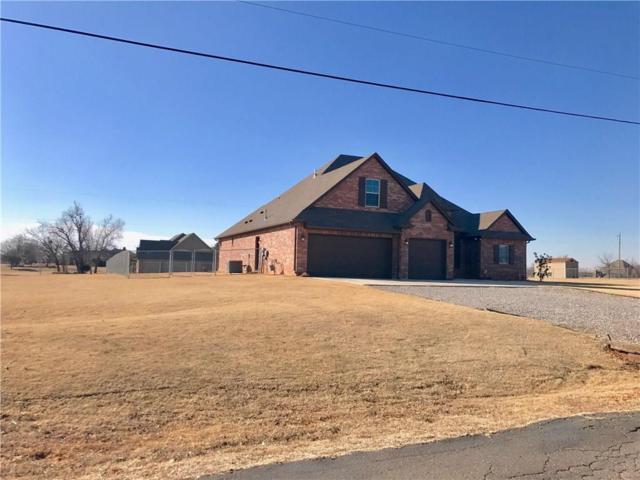 13658 Oak Hill Drive, Piedmont, OK 73078 (MLS #802058) :: Wyatt Poindexter Group