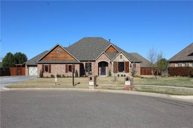 3005 White Cedar, Moore, OK 73160 (MLS #802239) :: Wyatt Poindexter Group