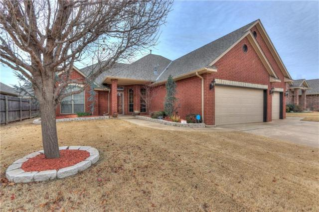 8804 NW 114th Circle, Oklahoma City, OK 73162 (MLS #802385) :: Homestead & Co