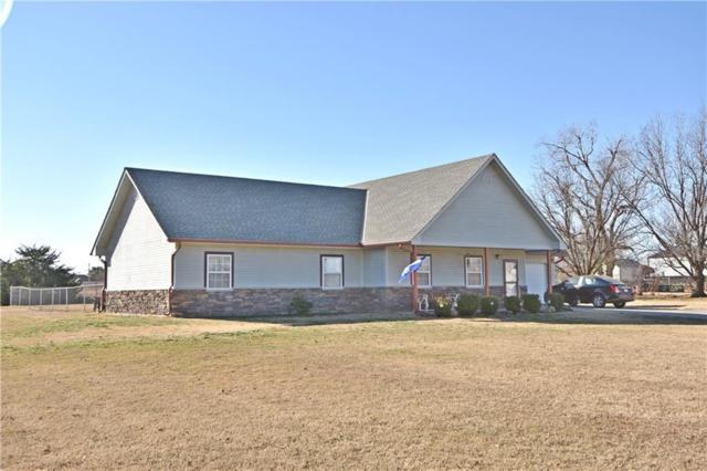 1705 E Industrial Road, Guthrie, OK 73044 (MLS #802465) :: Wyatt Poindexter Group