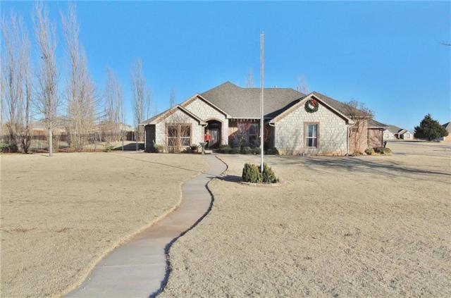 2408 County Road 1196, Tuttle, OK 73089 (MLS #802785) :: Wyatt Poindexter Group