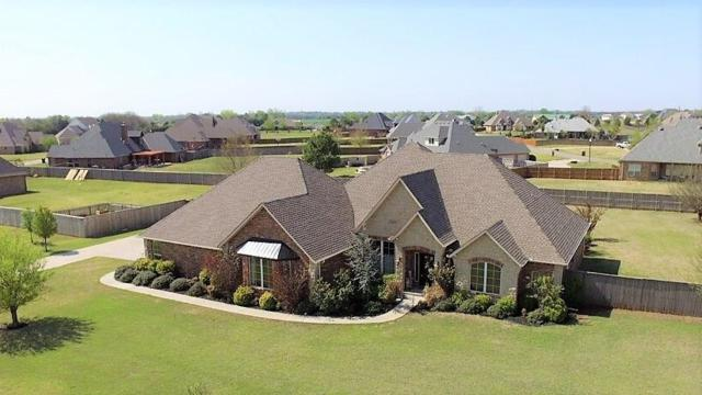 290 Taylam Road, Goldsby, OK 73093 (MLS #802891) :: Wyatt Poindexter Group