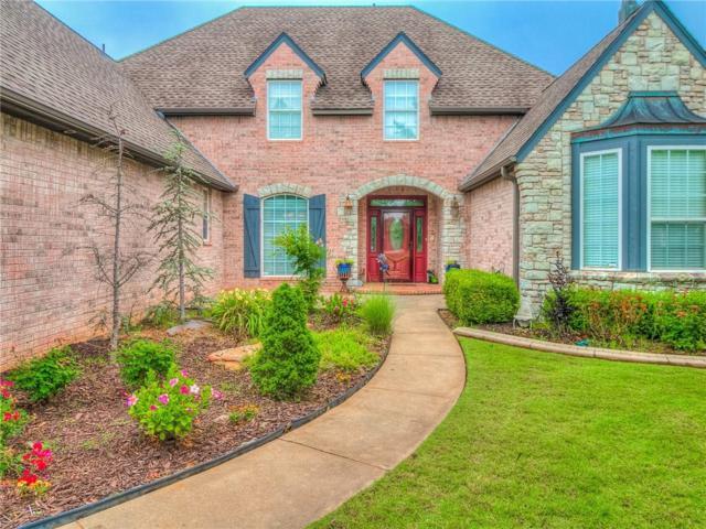 2600 Glen Aeire Road, Choctaw, OK 73020 (MLS #802983) :: Wyatt Poindexter Group