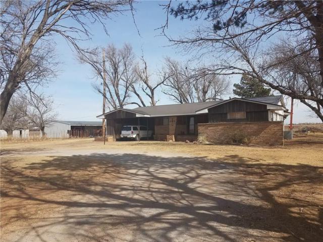 17508 State Highway 5, Tipton, OK 73570 (MLS #803192) :: Wyatt Poindexter Group