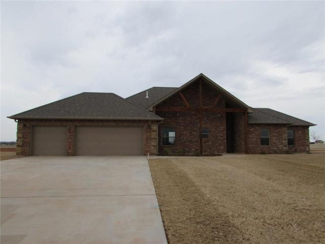 13195 NE Tony Creek Road, Elgin, OK 73538 (MLS #803239) :: Homestead & Co